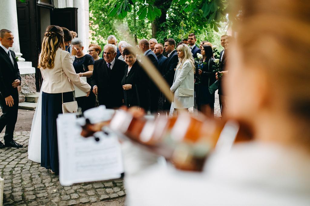 Marta & Kamil | Sala Weselna Rybaczówka | Reportaż ślubny Otwock 36