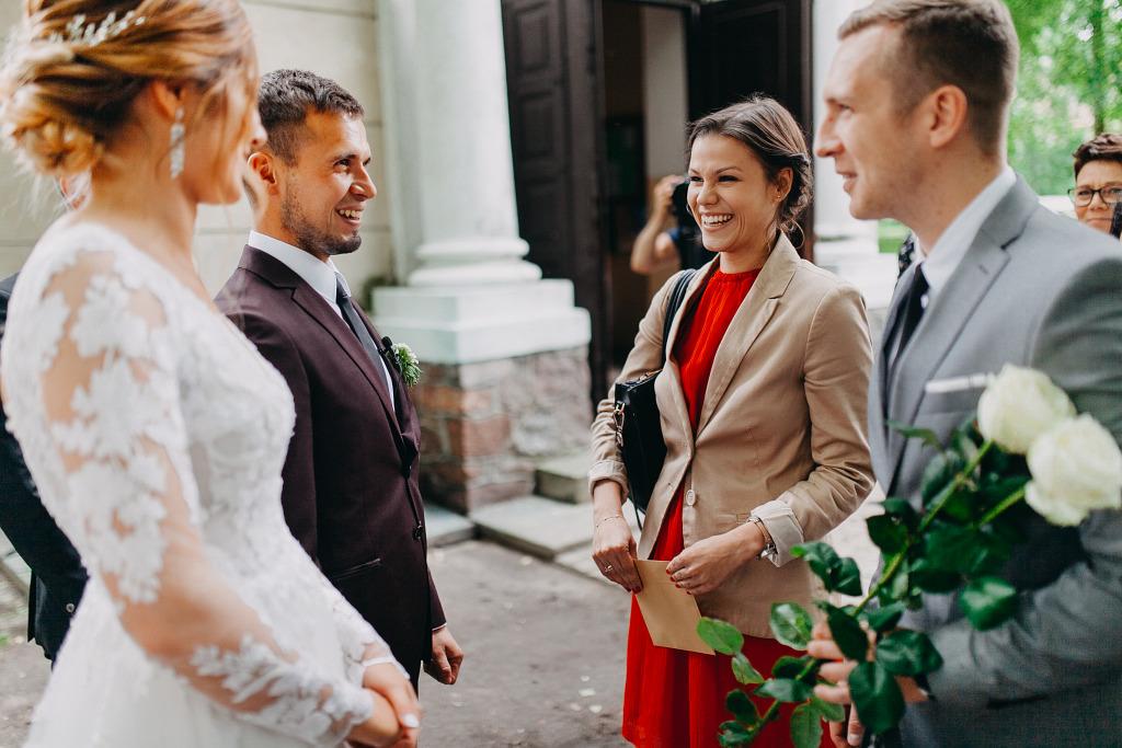Marta & Kamil | Sala Weselna Rybaczówka | Reportaż ślubny Otwock 39