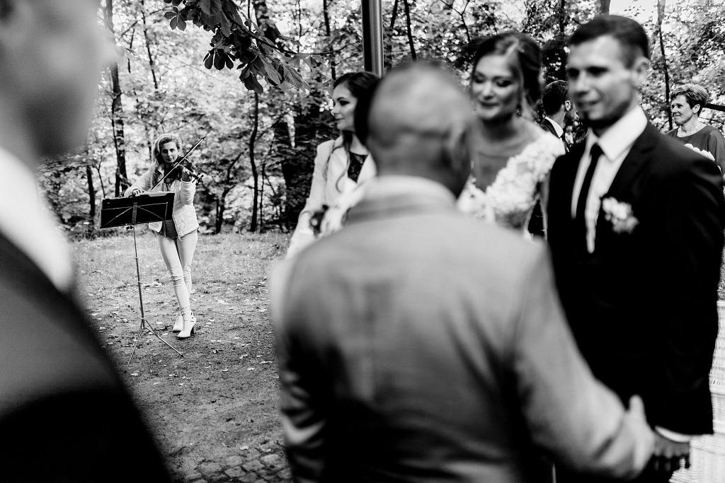Marta & Kamil | Sala Weselna Rybaczówka | Reportaż ślubny Otwock 40