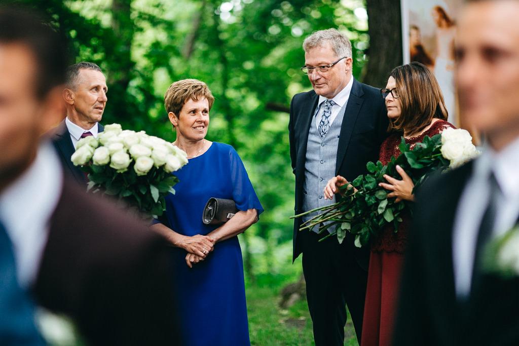 Marta & Kamil | Sala Weselna Rybaczówka | Reportaż ślubny Otwock 41