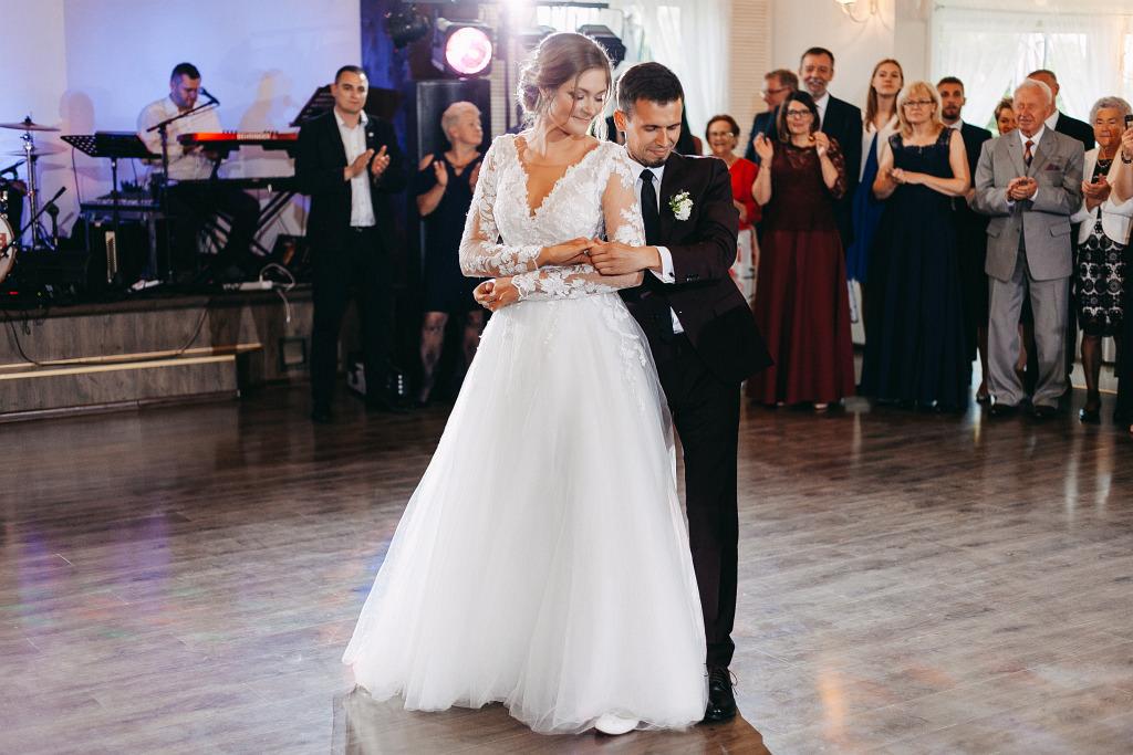Marta & Kamil | Sala Weselna Rybaczówka | Reportaż ślubny Otwock 53