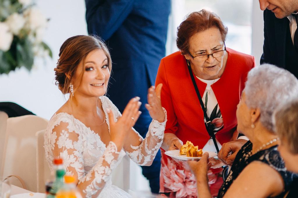 Marta & Kamil | Sala Weselna Rybaczówka | Reportaż ślubny Otwock 57