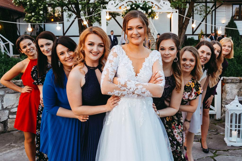Marta & Kamil | Sala Weselna Rybaczówka | Reportaż ślubny Otwock 67