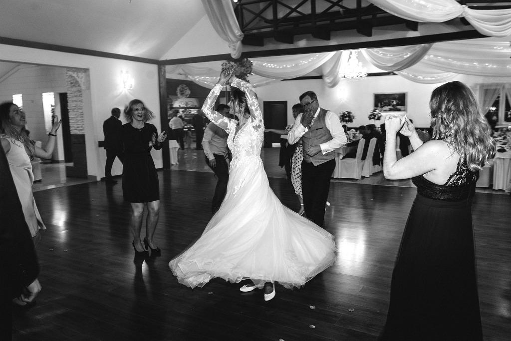 Marta & Kamil | Sala Weselna Rybaczówka | Reportaż ślubny Otwock 74