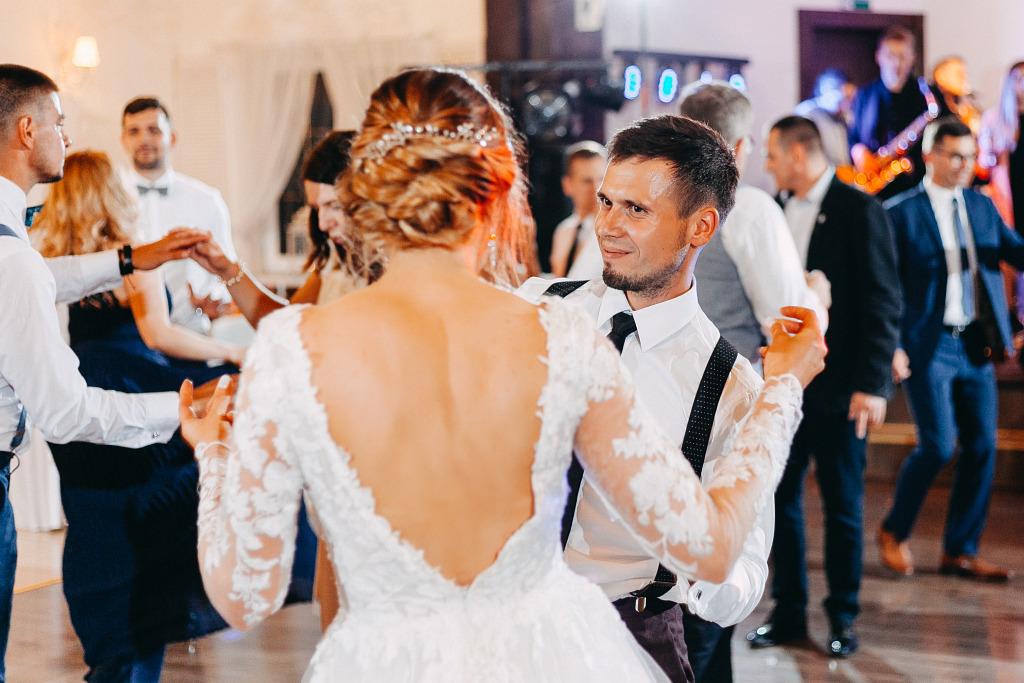 Marta & Kamil | Sala Weselna Rybaczówka | Reportaż ślubny Otwock 93