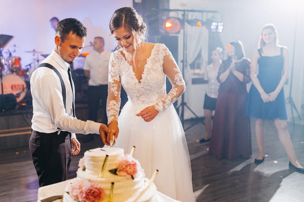 Marta & Kamil | Sala Weselna Rybaczówka | Reportaż ślubny Otwock 97