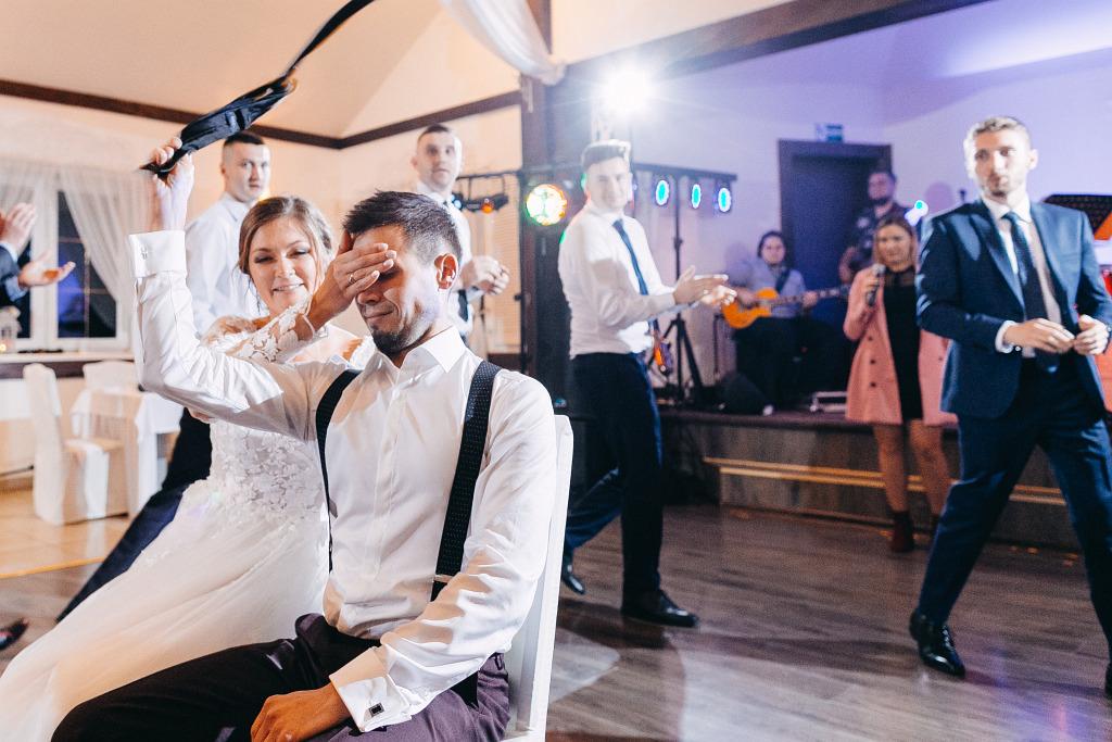 Marta & Kamil | Sala Weselna Rybaczówka | Reportaż ślubny Otwock 101