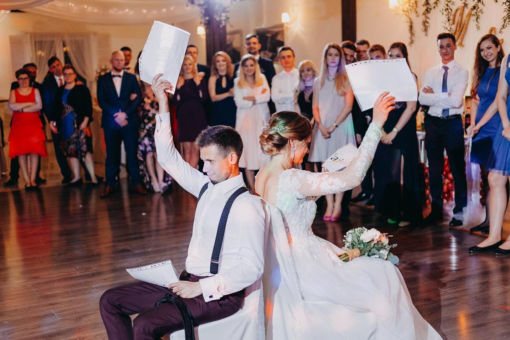 Marta & Kamil | Sala Weselna Rybaczówka | Reportaż ślubny Otwock 104