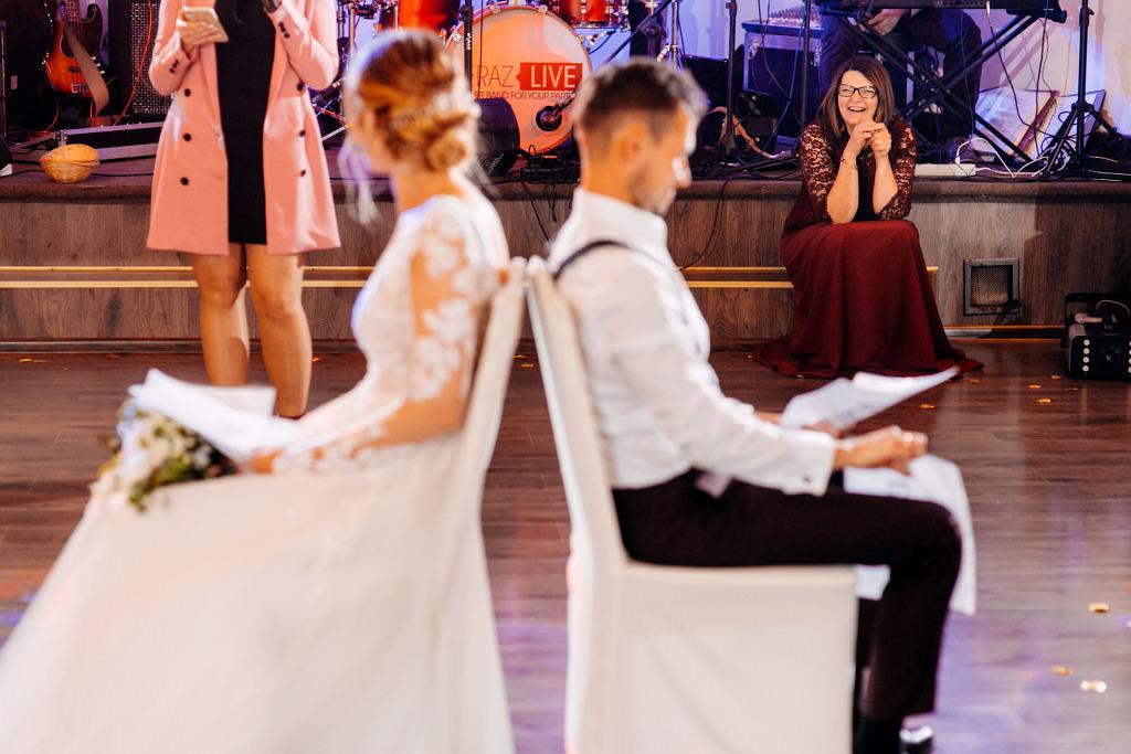Marta & Kamil | Sala Weselna Rybaczówka | Reportaż ślubny Otwock 106