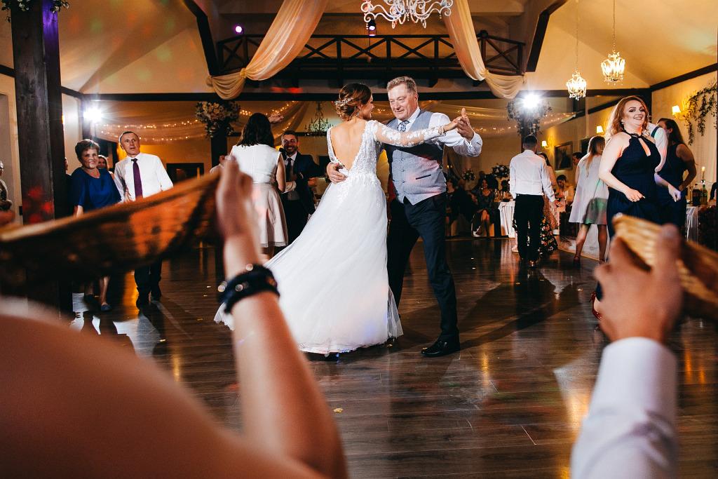 Marta & Kamil | Sala Weselna Rybaczówka | Reportaż ślubny Otwock 113