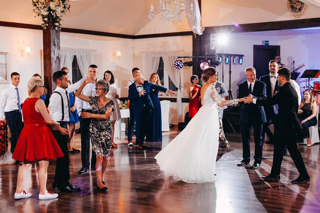 Marta & Kamil | Sala Weselna Rybaczówka | Reportaż ślubny Otwock 117