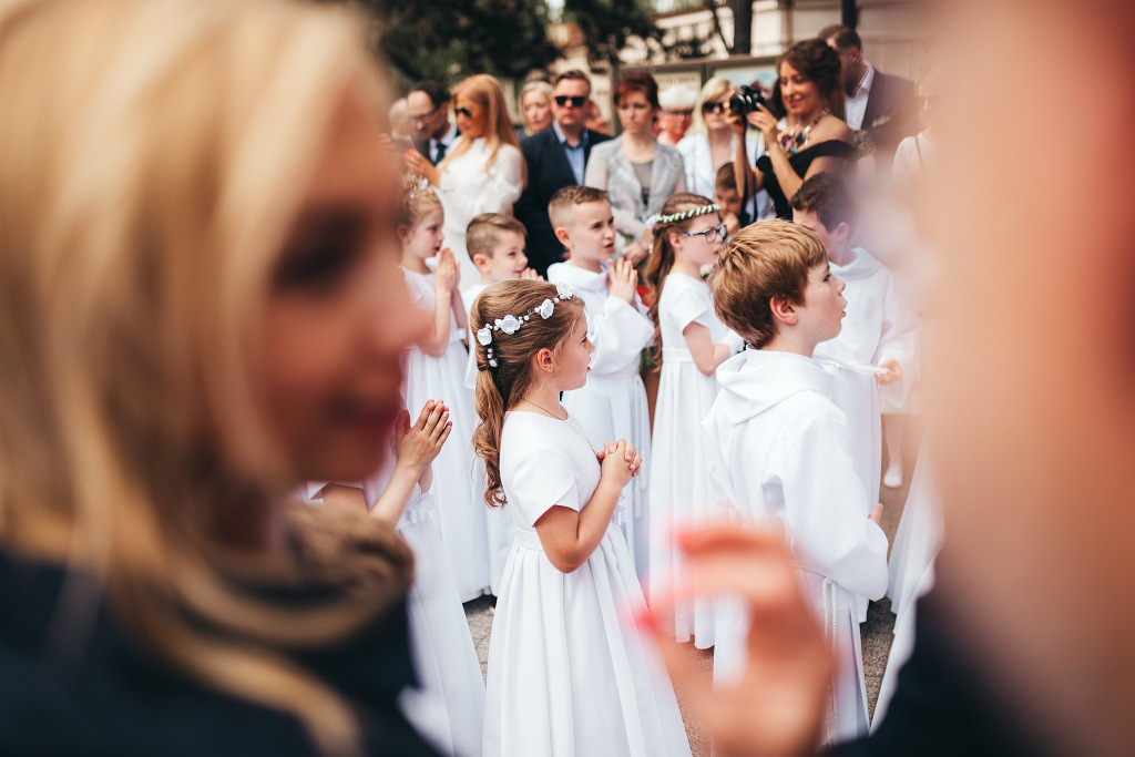 Julia | 1 komunia święta Warszawa zdjęcia 24