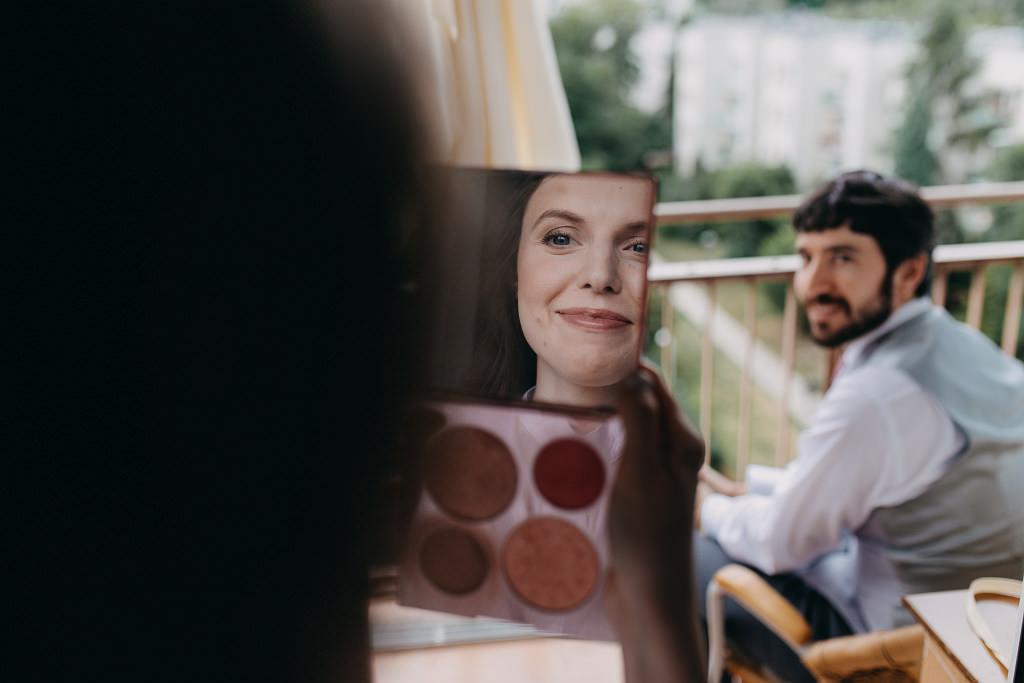 Magdalena & Pedro | Fotografia ślubna | Lipowy Gościniec | Plener Warszawa 9