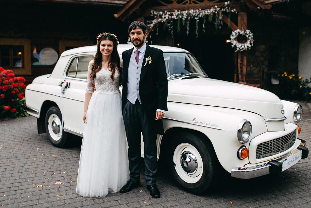 Magdalena & Pedro | Fotografia ślubna | Lipowy Gościniec | Plener Warszawa 59