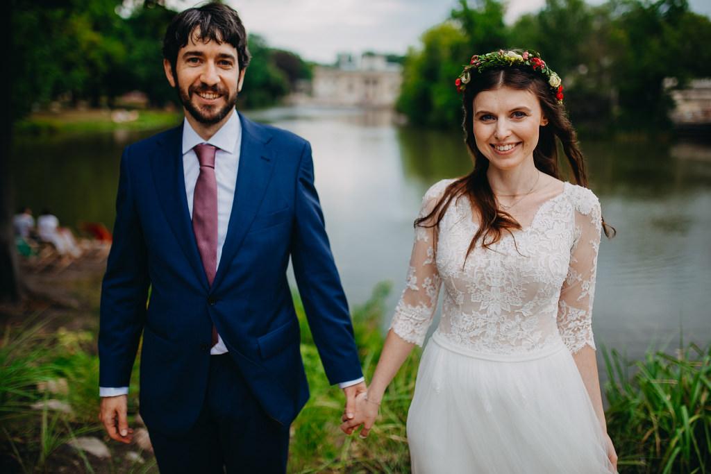 Magdalena & Pedro | Fotografia ślubna | Lipowy Gościniec | Plener Warszawa 142