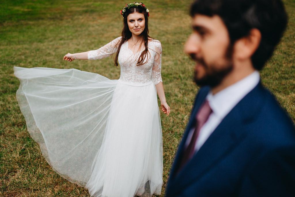 Magdalena & Pedro | Fotografia ślubna | Lipowy Gościniec | Plener Warszawa 144