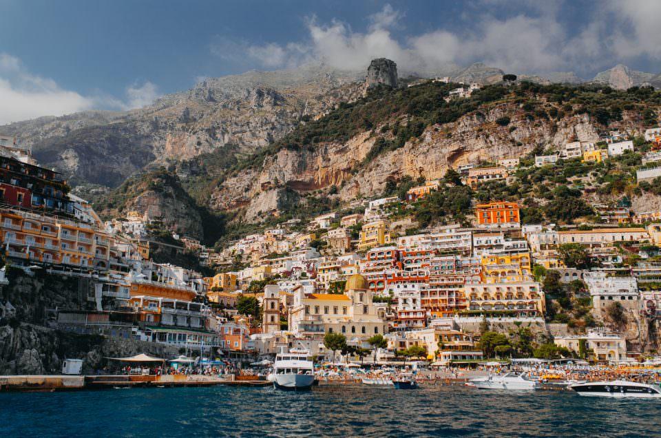#18 Leisure Time In ... Amalfi | Positano | Zdjęcia z wakacji
