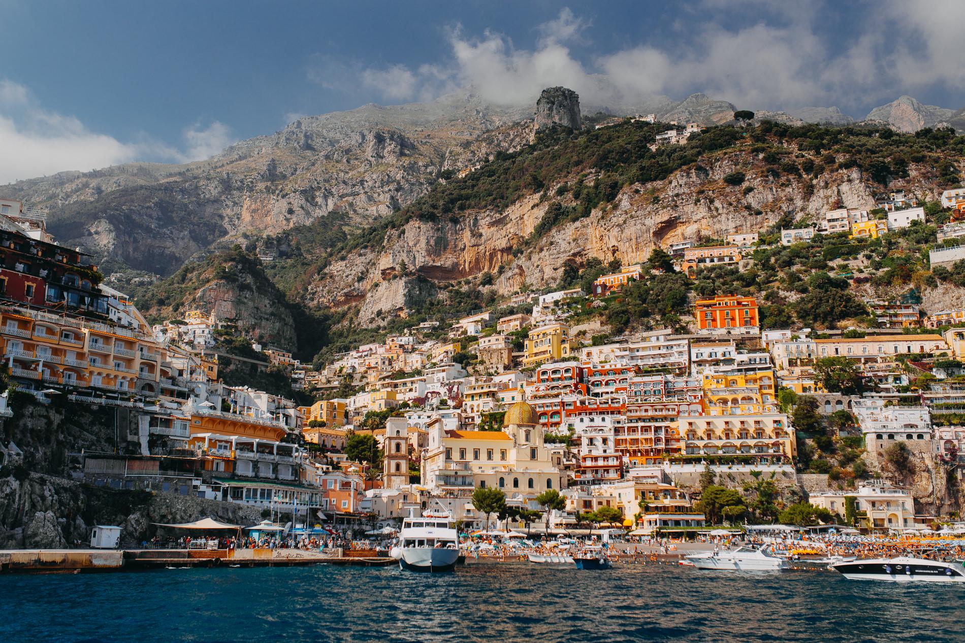 #18 Leisure Time In … Amalfi | Positano | Zdjęcia z wakacji