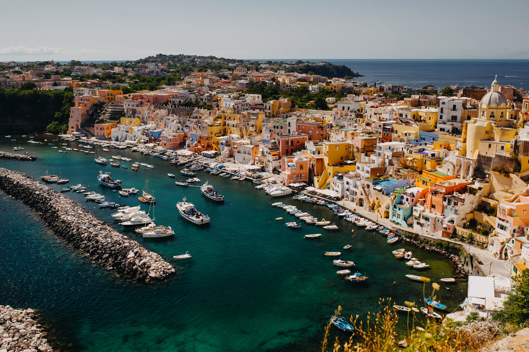 #17 Leisure Time In … Procida | Włochy | Wakacje