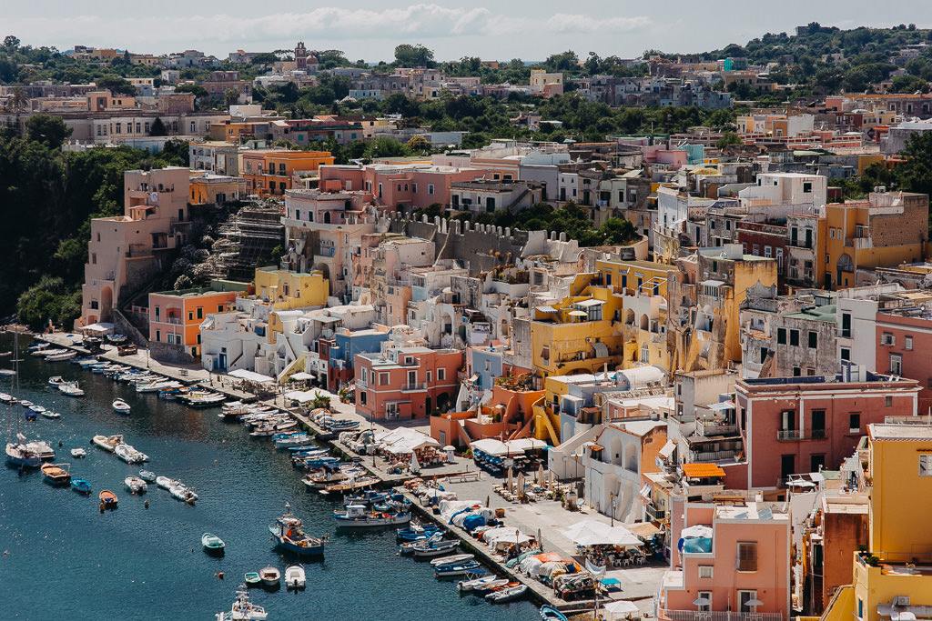 #17 Leisure Time In ... Procida | Włochy | Wakacje 15