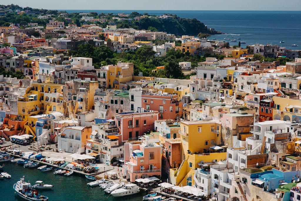 #17 Leisure Time In ... Procida | Włochy | Wakacje 18