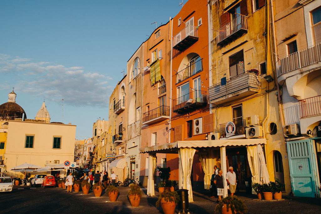 #17 Leisure Time In ... Procida | Włochy | Wakacje 41