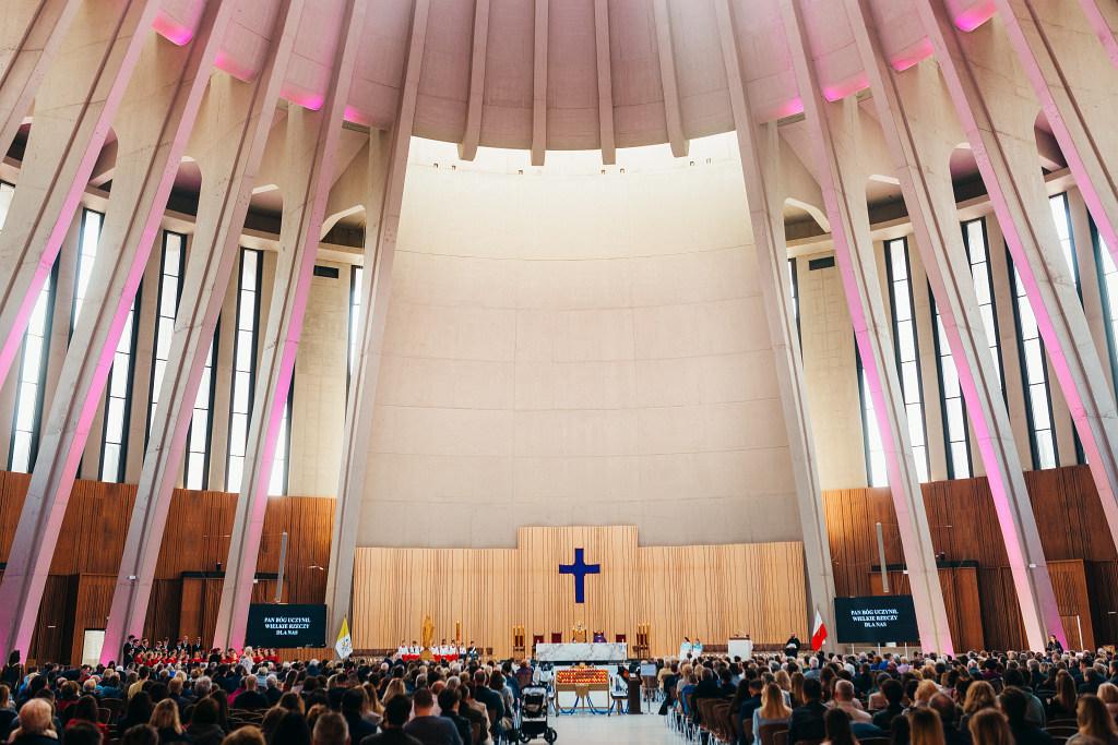 Tymuś | Świątynia Opatrzności Bożej chrzest święty | Wilanów 41