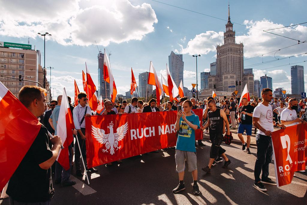 Powstanie Warszawskie | 76 rocznica wybuchu | Warszawa (2020) 32