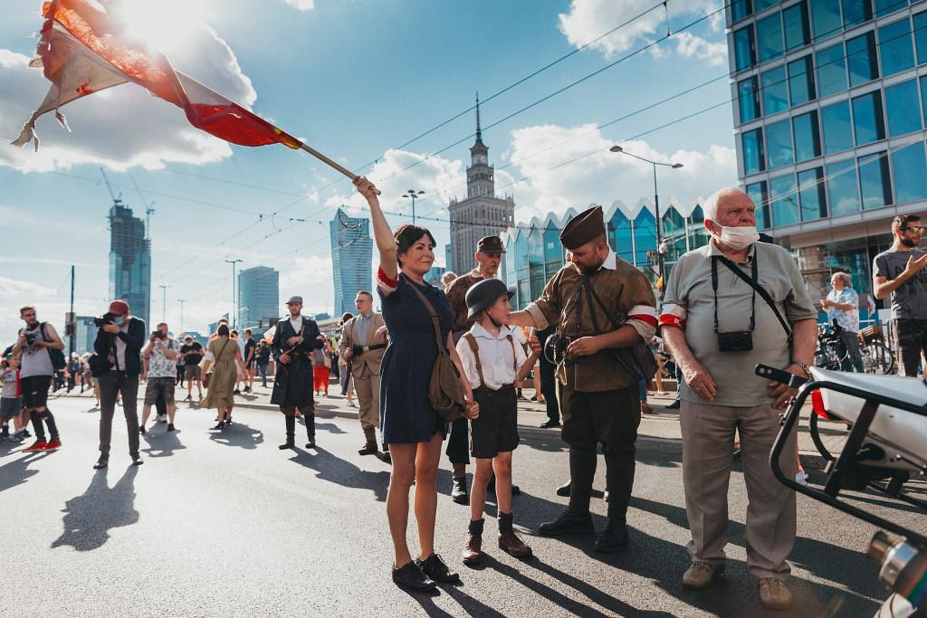 Powstanie Warszawskie | 76 rocznica wybuchu | Warszawa (2020) 36