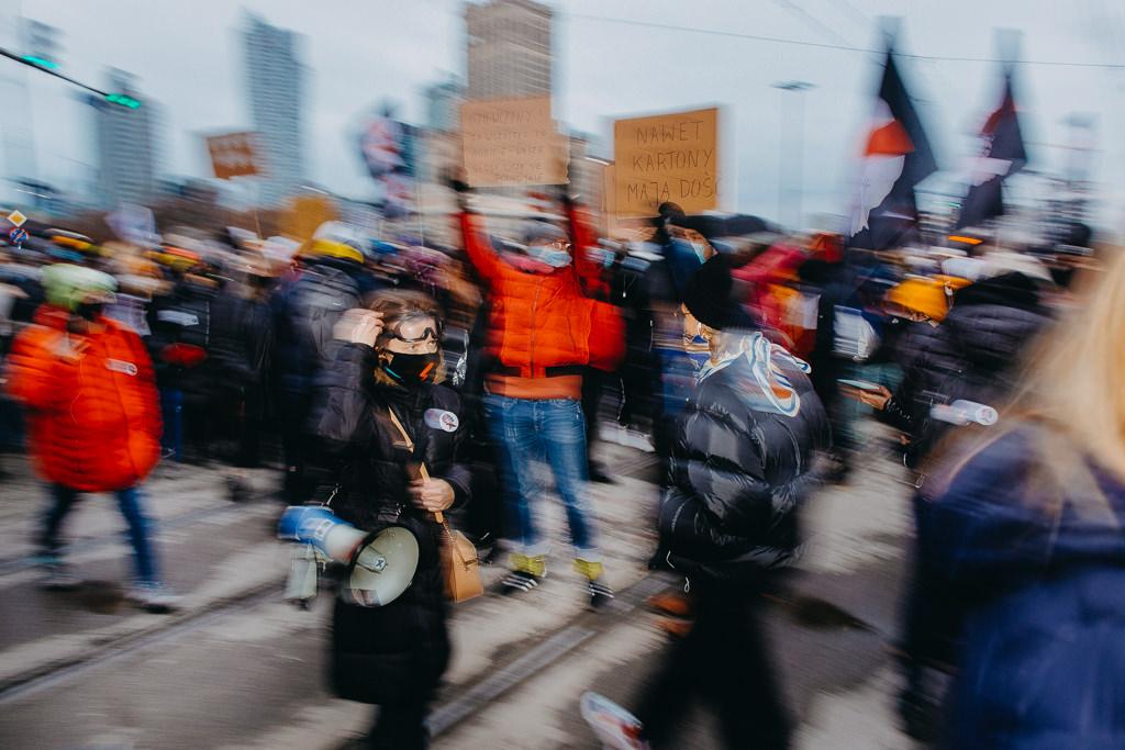 Strajk Kobiet 28.11.2020 Warszawa 1