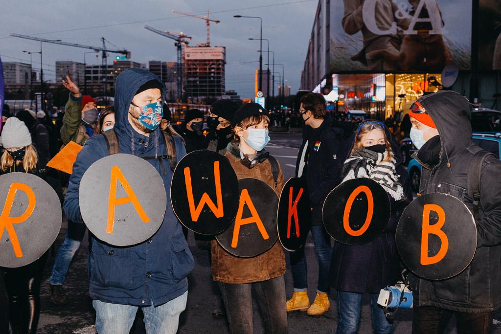 Strajk Kobiet 28.11.2020 Warszawa 7