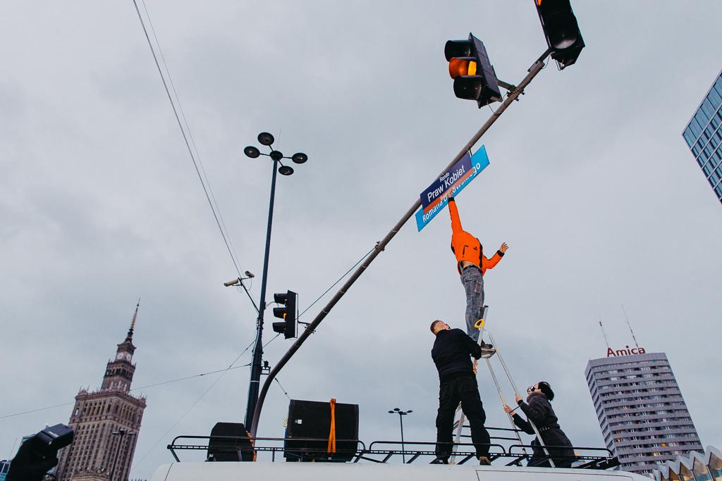 Strajk Kobiet 28.11.2020 Warszawa 6