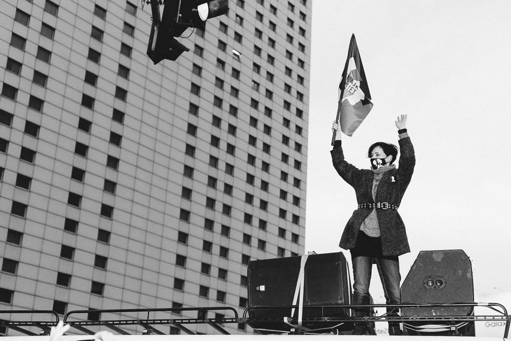 Strajk Kobiet 28.11.2020 Warszawa 9