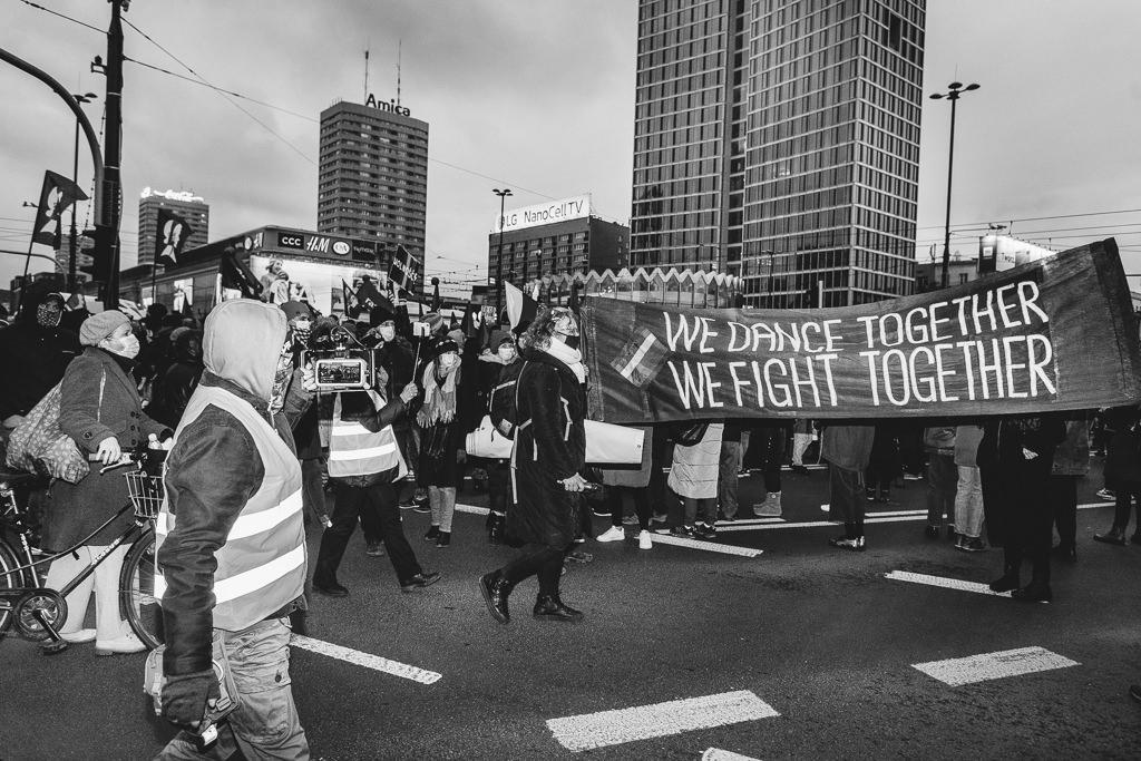 Strajk Kobiet 28.11.2020 Warszawa 10