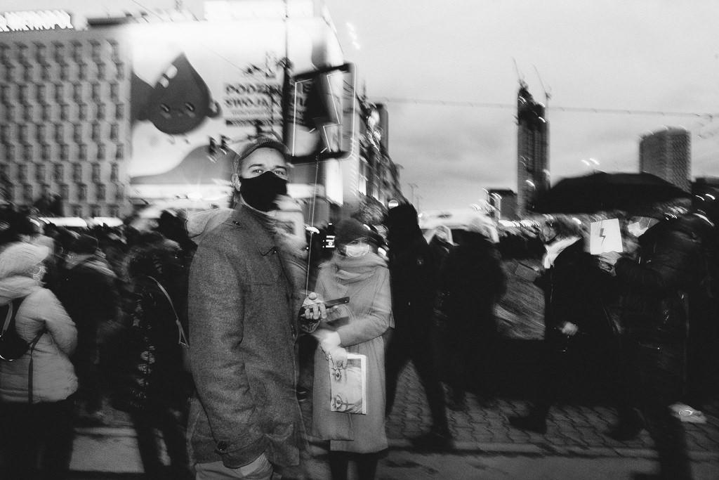 Strajk Kobiet 28.11.2020 Warszawa 14