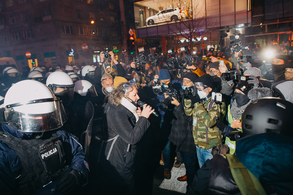Strajk Kobiet 28.11.2020 Warszawa 17