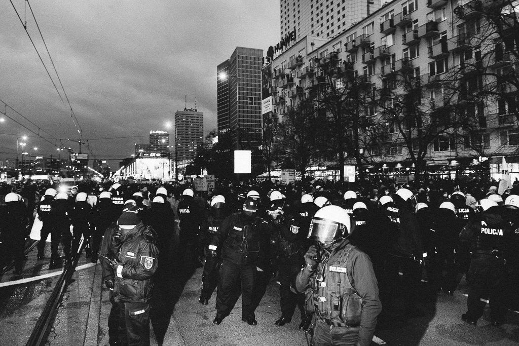 Strajk Kobiet 28.11.2020 Warszawa 19