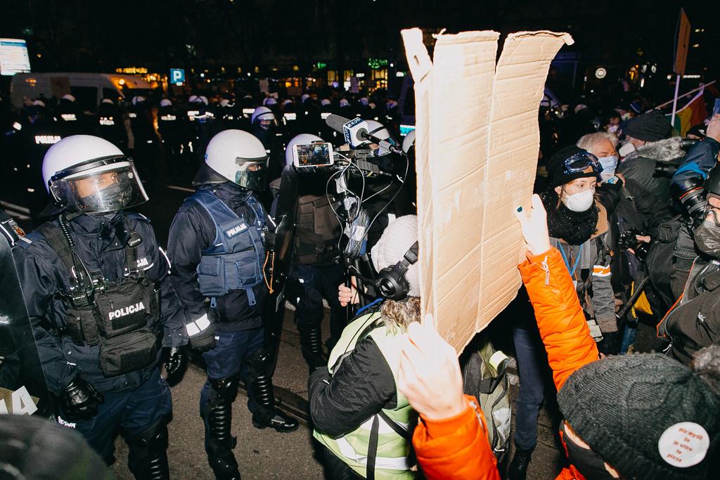 Strajk Kobiet 28.11.2020 Warszawa 21