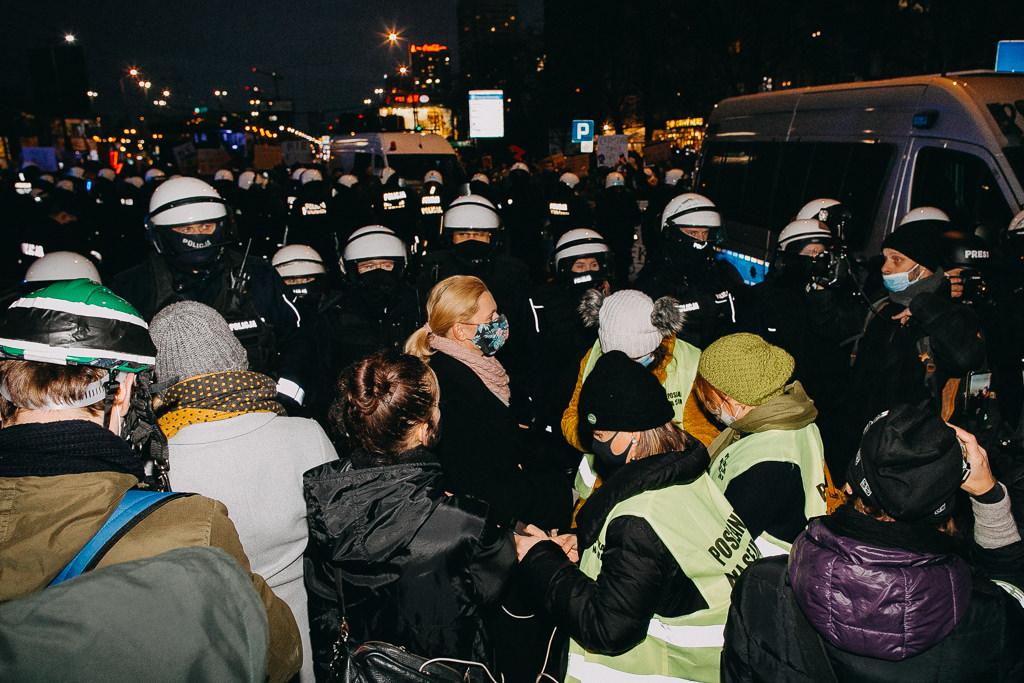 Strajk Kobiet 28.11.2020 Warszawa 24
