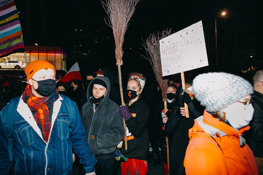 Strajk Kobiet 28.11.2020 Warszawa 26