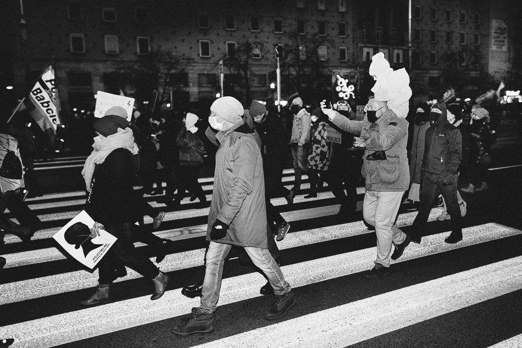 Strajk Kobiet 28.11.2020 Warszawa 27