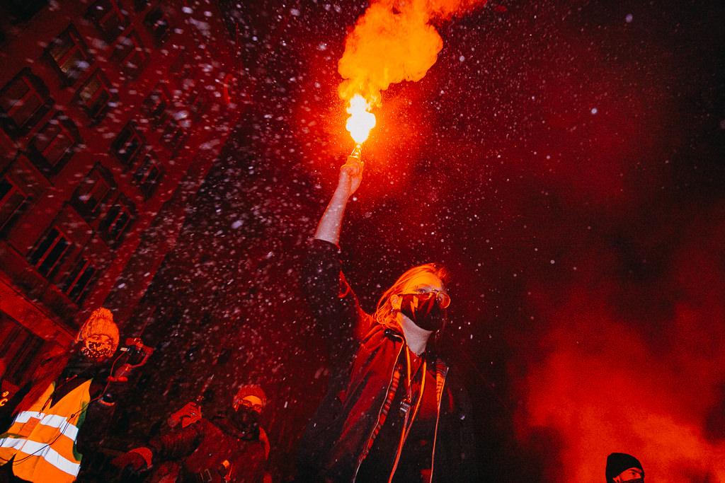 Strajk Kobiet 28.11.2020 Warszawa 30