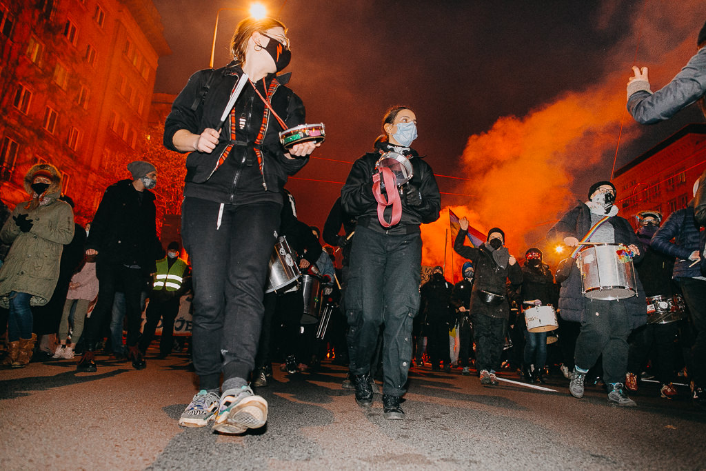 Strajk Kobiet 28.11.2020 Warszawa 31