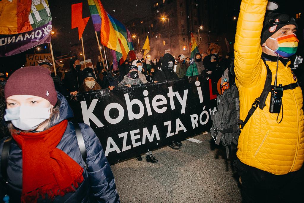 Strajk Kobiet 28.11.2020 Warszawa 32