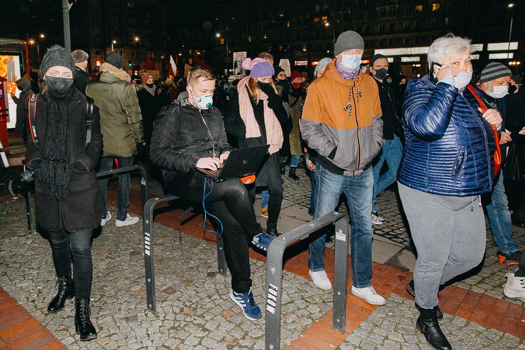 Strajk Kobiet 28.11.2020 Warszawa 33
