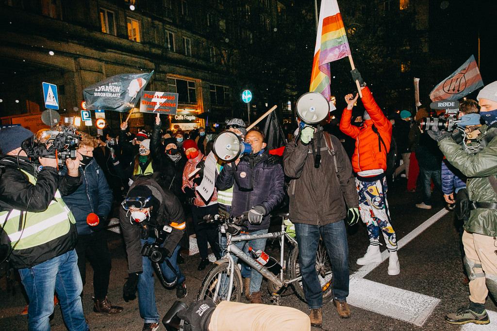 Strajk Kobiet 28.11.2020 Warszawa 35