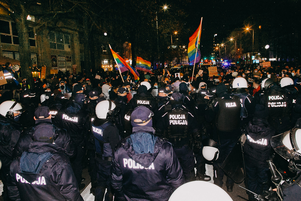 Strajk Kobiet 28.11.2020 Warszawa 36