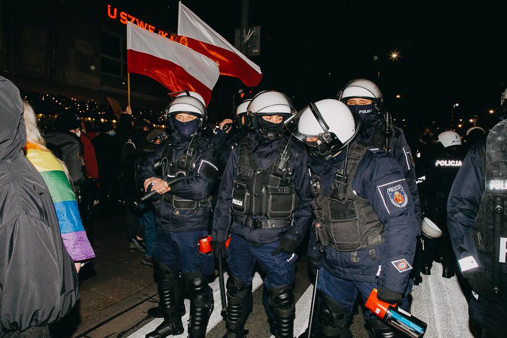 Strajk Kobiet 28.11.2020 Warszawa 37
