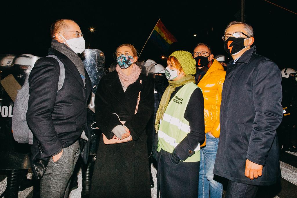 Strajk Kobiet 28.11.2020 Warszawa 38