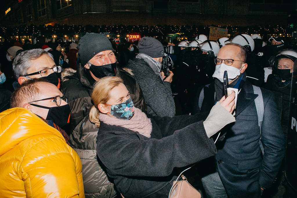 Strajk Kobiet 28.11.2020 Warszawa 39